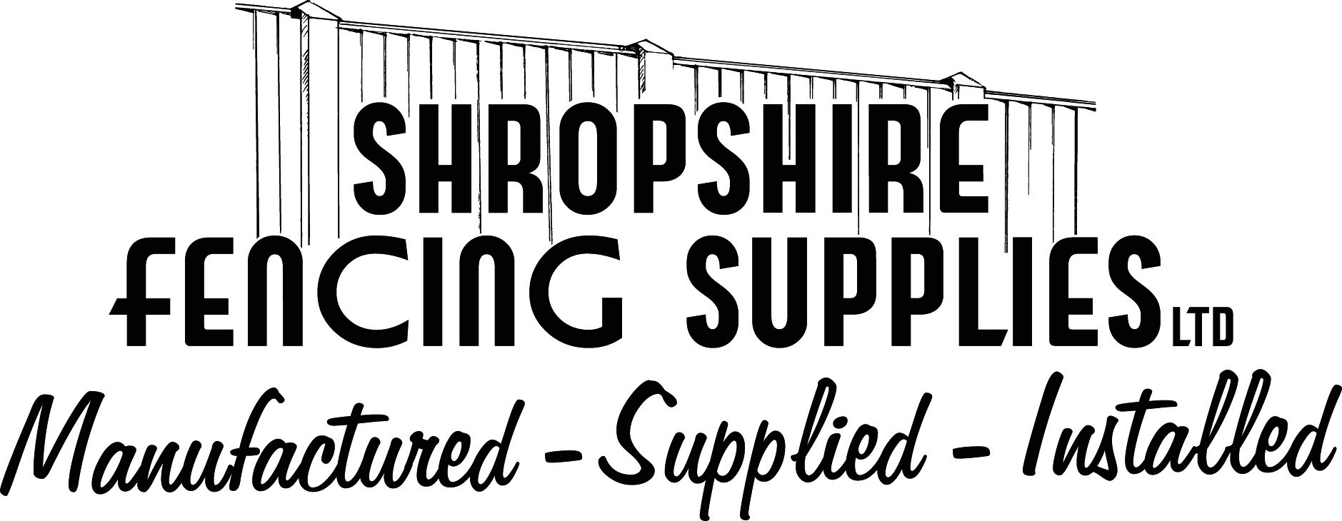 SHROPSHIRE FENCING SUPPLIES LTD logo