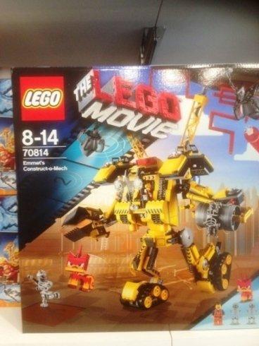 scatole di costruzioni, costruzioni robot, costruzioni pupazzi