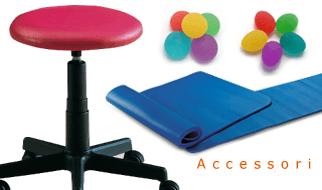 accessori riabilitazione