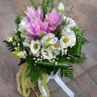 mazzo fiori multicolore