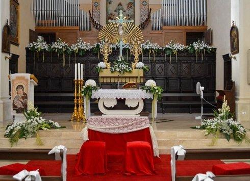 fiorista chiesa