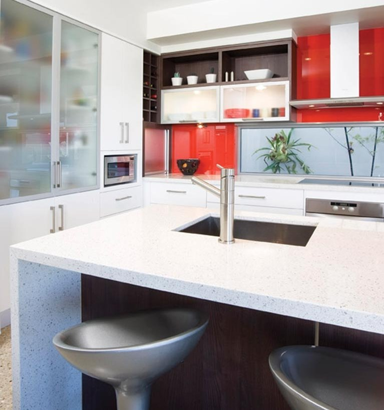 One of our kitchen renovations on the Gold Coast