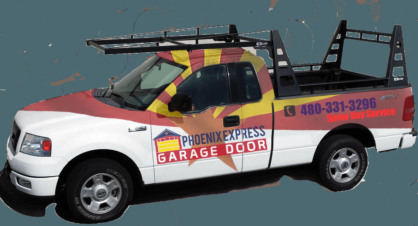 Garage Door Broken Springs Repair
