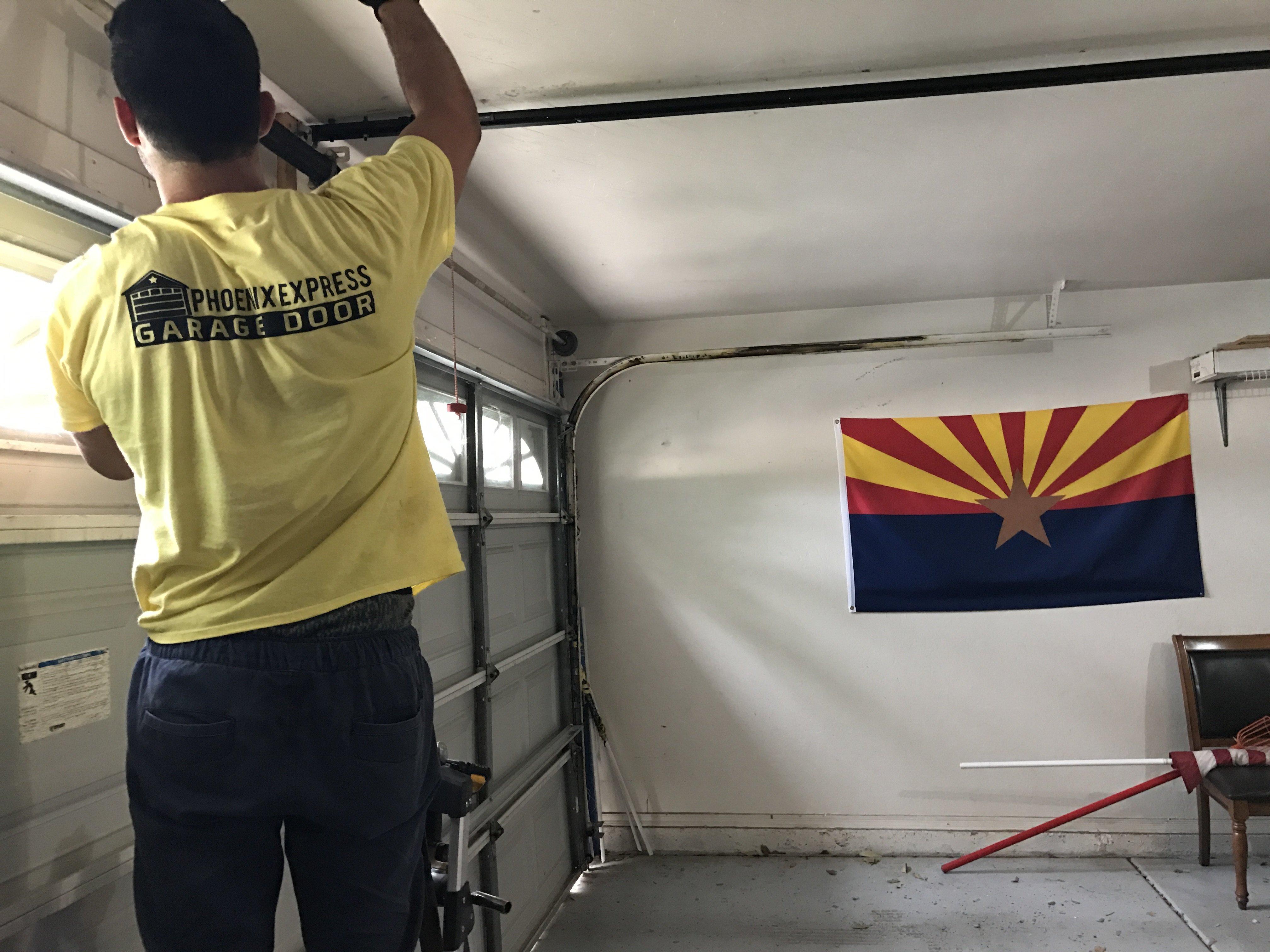 Phoenix Express Garage Door Repair And Service Same Day