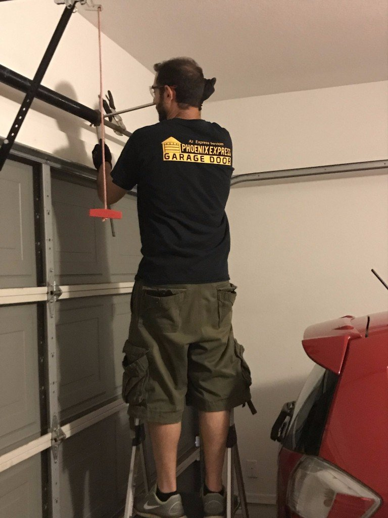 garage door repair and service near you in Gilbert az