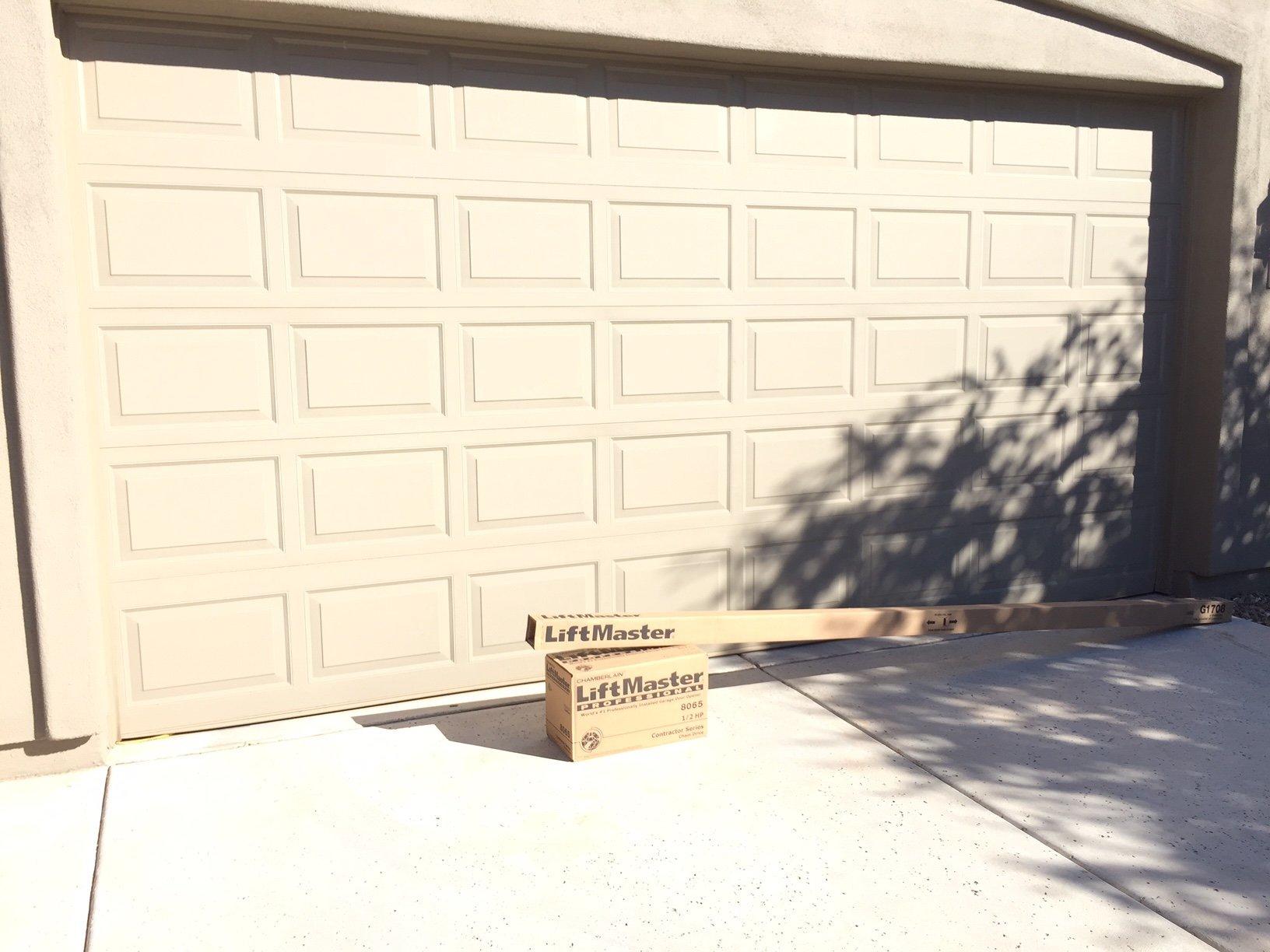 How Garage Door Torsion Springs Work