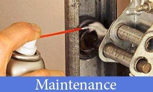 how to lubricate a garage door - Lubricate Garage Door