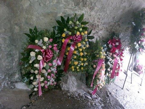 Manifesti di lutto