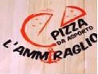 pizzeria  l`ammiraglio logo