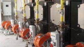 caldaie a gas, condizionatori d'aria, refrigeratori