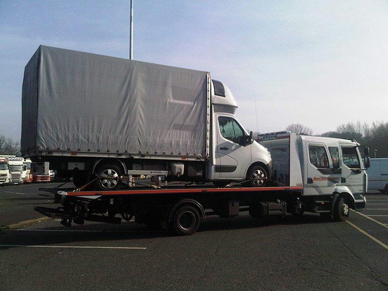 heavy vehicle transportation