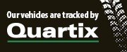 Tracked by Quartix
