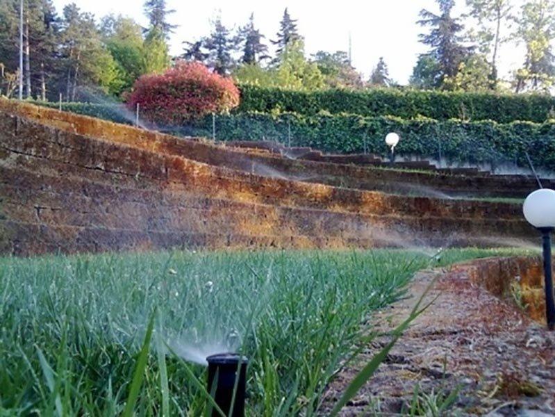 impianti irrigazione a scomparsa