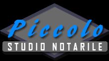 STUDIO NOTARILE PICCOLO - LOGO