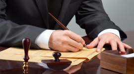 firma e timbro documenti