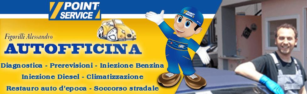 Autofficina Service Point, servizio service point, Figorilli Alessandro, Rieti