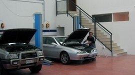 revisione autoveicoli;