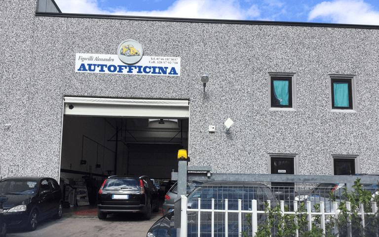 Autofficina Figorilli, Figorilli Alessandro, Rieti