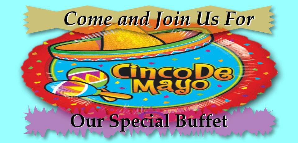 best mexican cinco de mayo, El Paso Cafe 94040