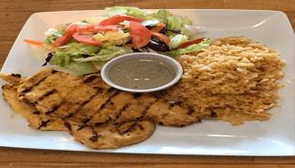 food delivery, range chicken, el paso cafe, 94040