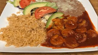 places that deliver near me, camarones a la diable, El Paso Cafe, Mountain View, 94040