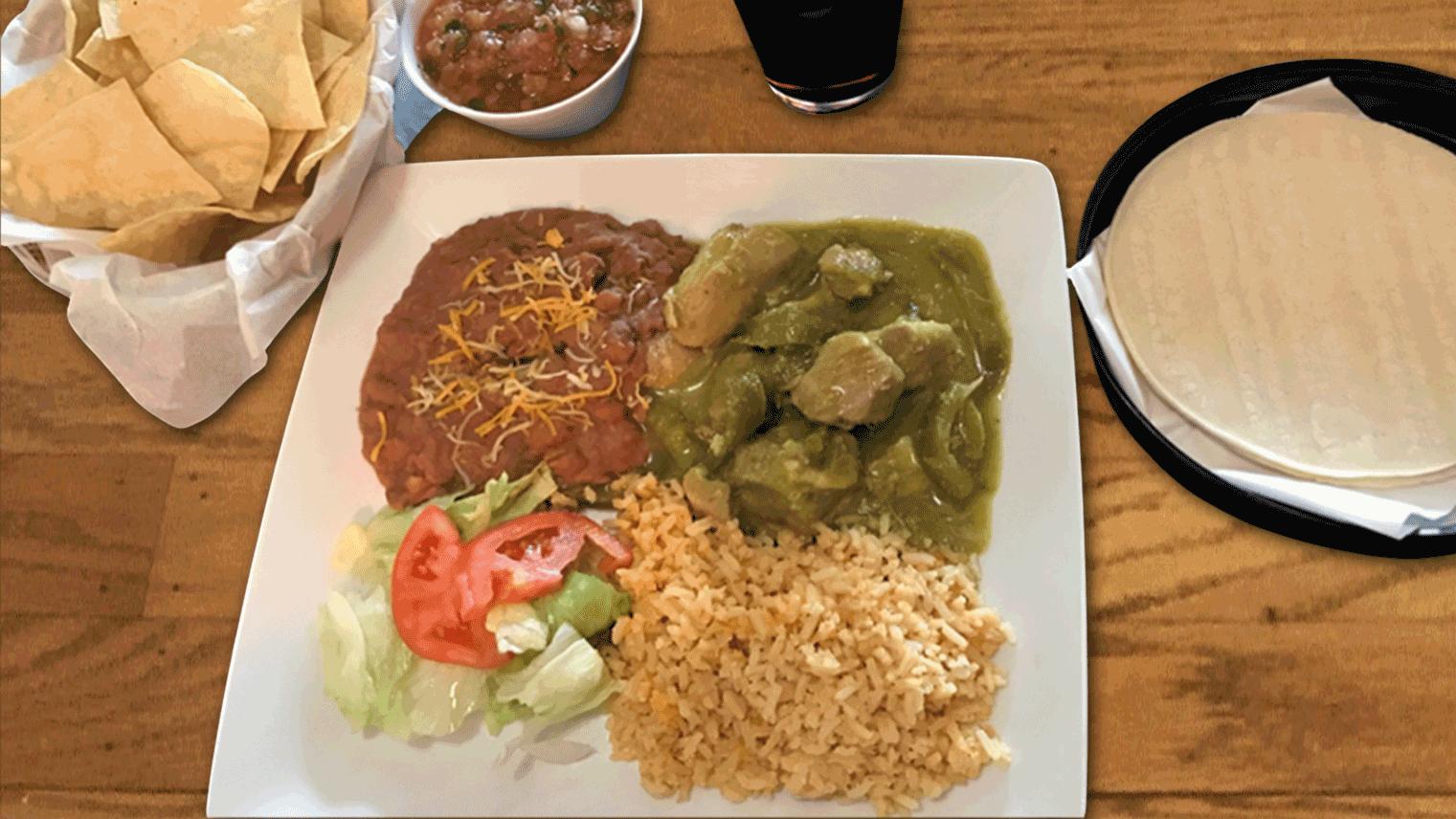 food delivery El Paso Cafe 94040