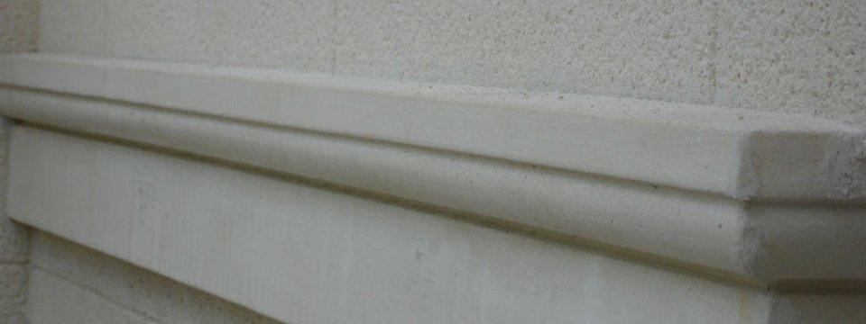 external cornice