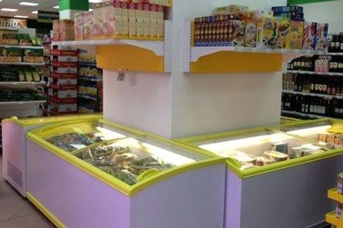 forniture frigorifere supermercati
