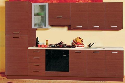 Cucine angolari pineto te mobili balducci franco - Cucine ciliegio moderne ...