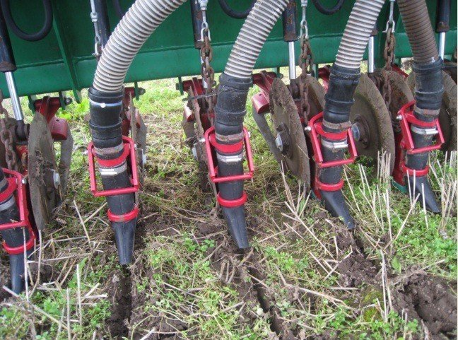 The Right Manure Injection Equipment