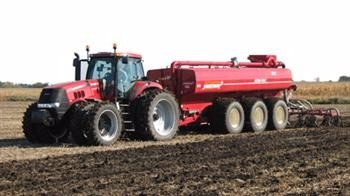 Manure injection benefits
