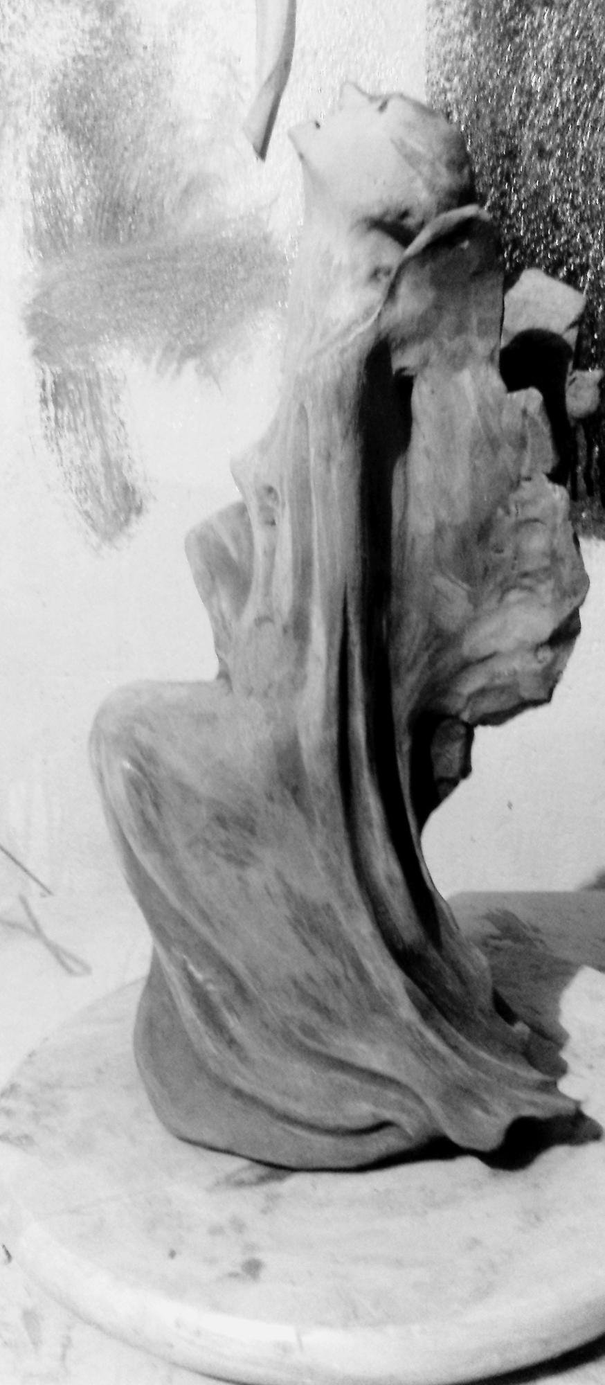 scultura in creta