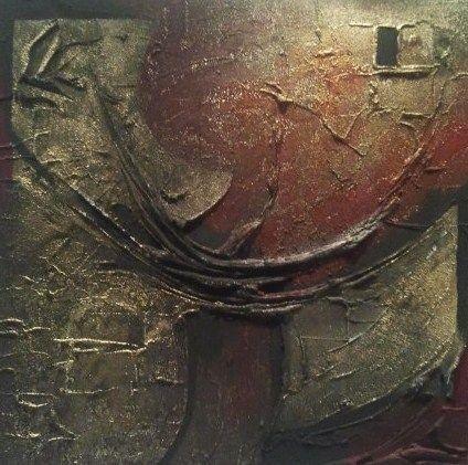 quadro in resina cementizia