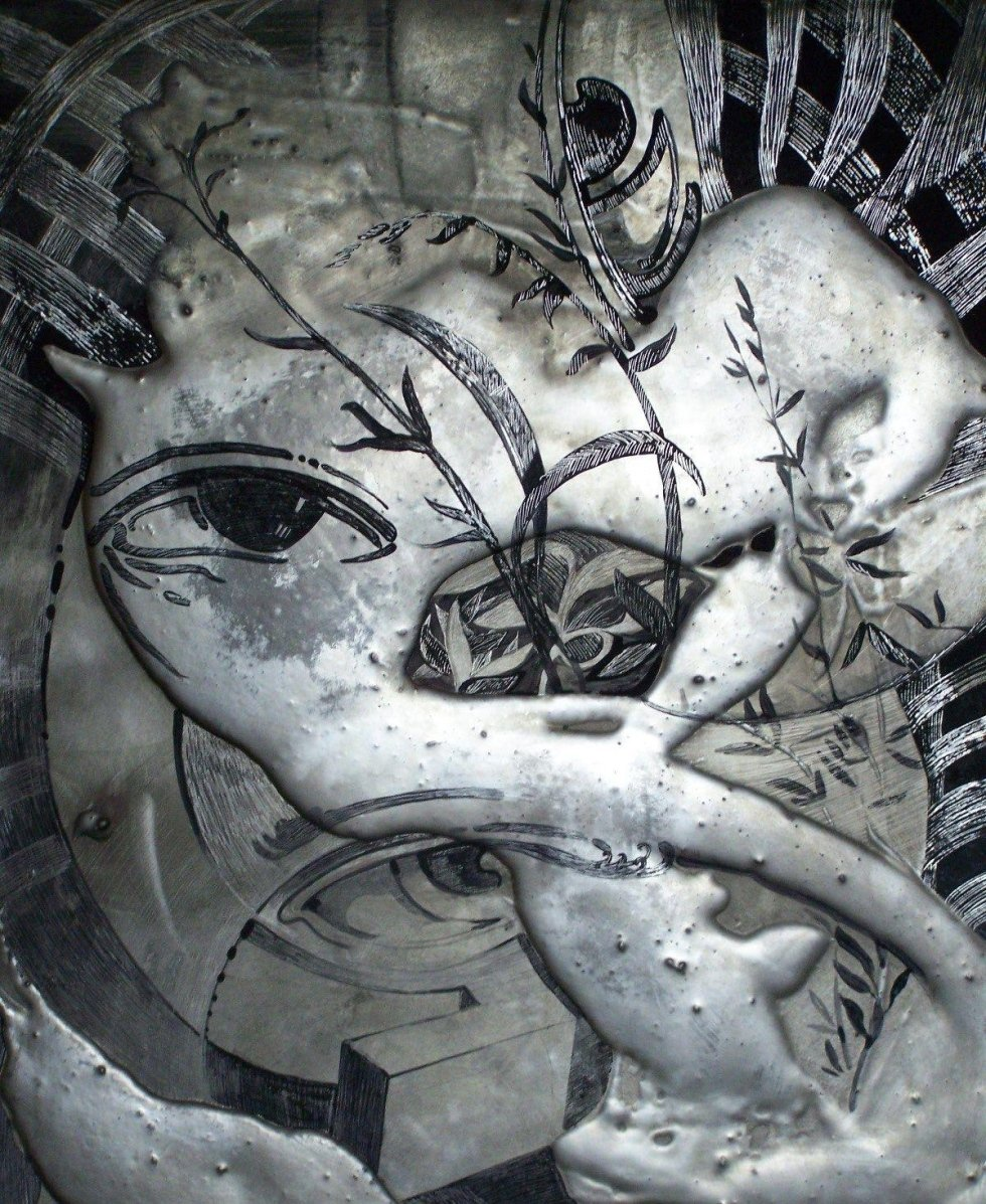 quadro in resina autolivellante