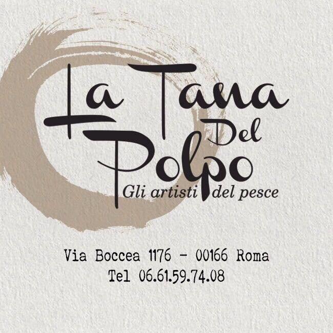 LA TANA DEL POLPO-logo