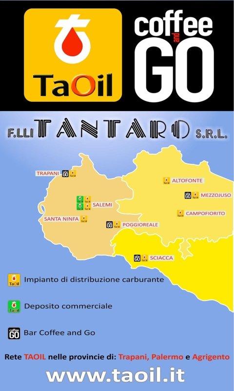 cartina taoil