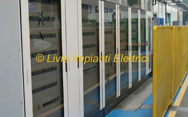 installazione impianto complesso industriale