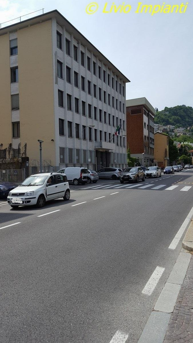 adeguamenti impianti tecnologici a servizio dei meccanici ex caserma carabinieri como