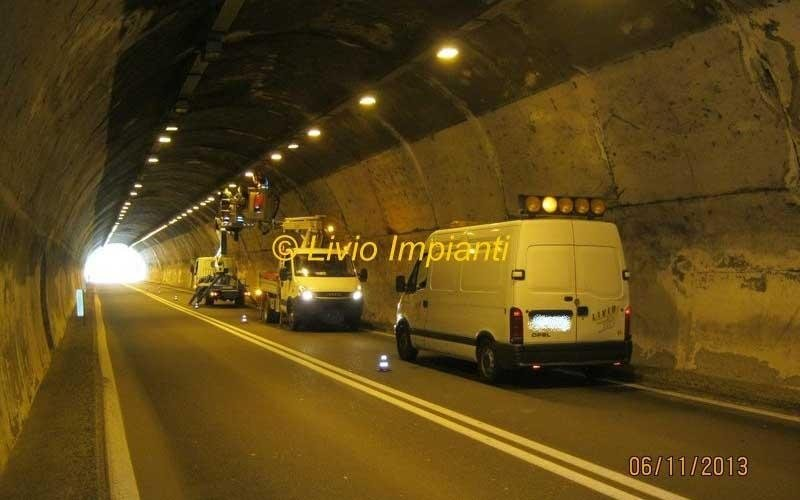 manutenzione gallerie torino