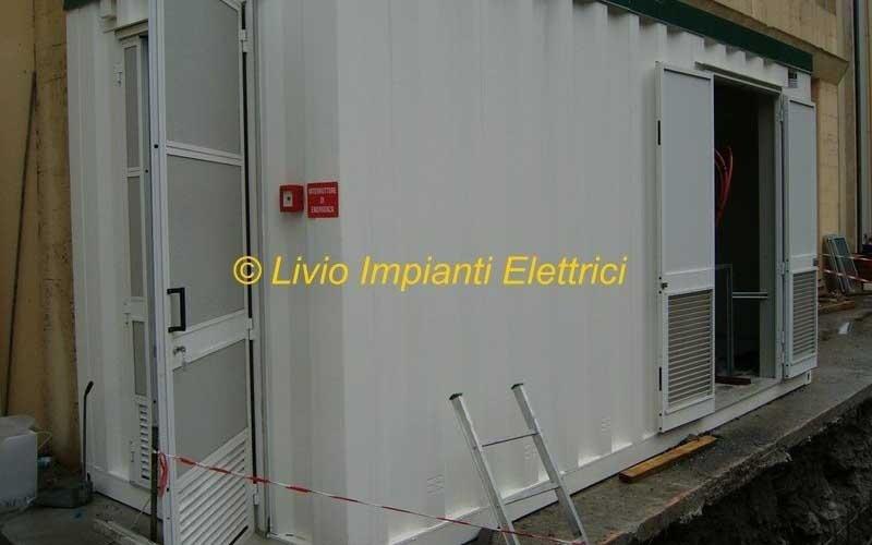 cabina mt container
