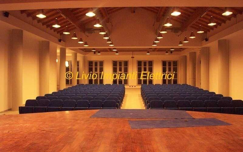 impianto auditorium