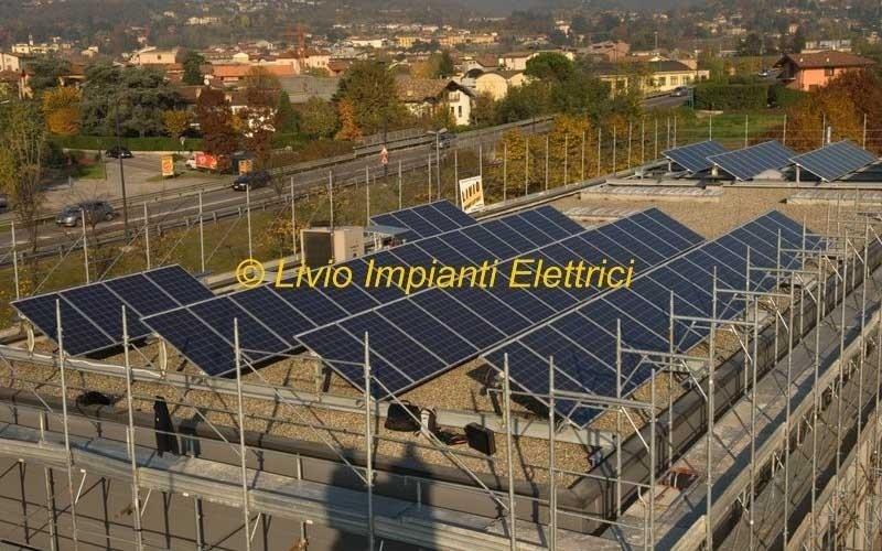 impianto fotovoltaico asme