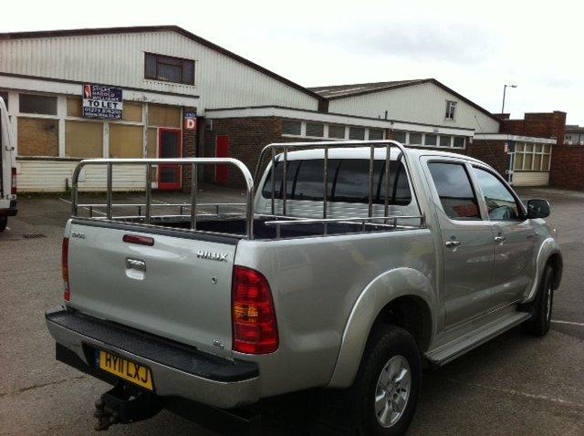 vehicle fabrications
