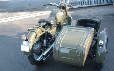 Restauro moto d