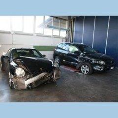 riparazione automobili incidentate