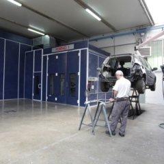 interno carrozzeria e forno