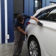 Verniciatura e lucidatura veicoli