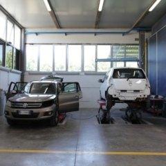 Riparazioni autoveicoli incidentati