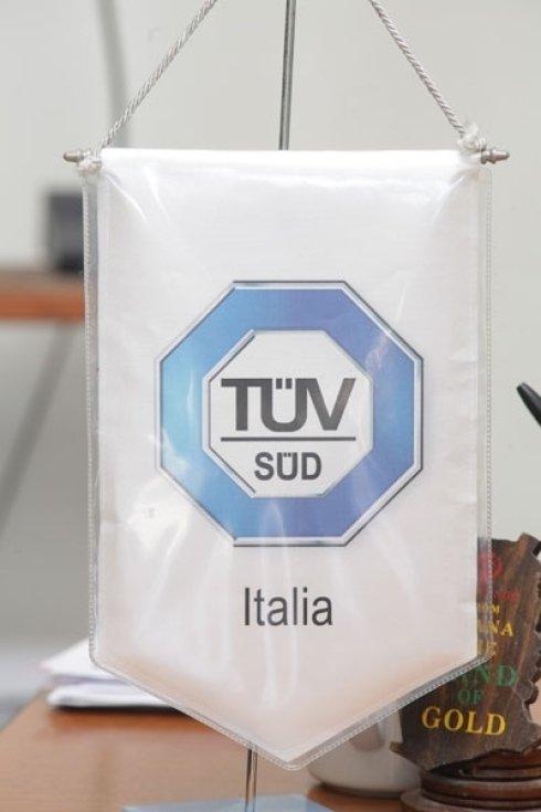 certificazione tuv Italia