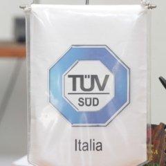 Azienda certificata TÜV italia